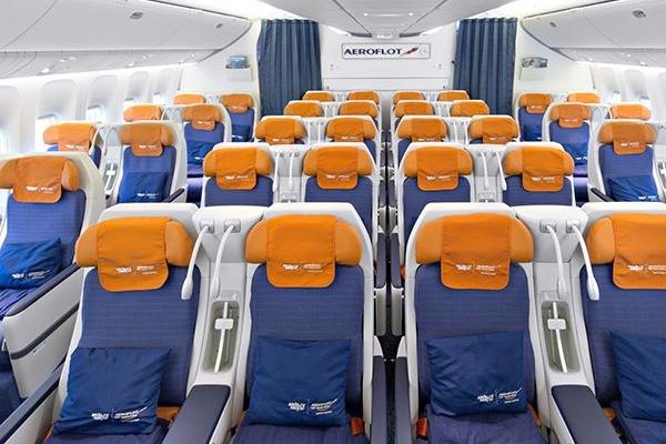Aeroflot lisab Moskva-Tallinna liinile kolmanda lennu
