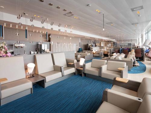 CWT pakub 250 lennujaama äriklassi ootesaalide Lounge Passe