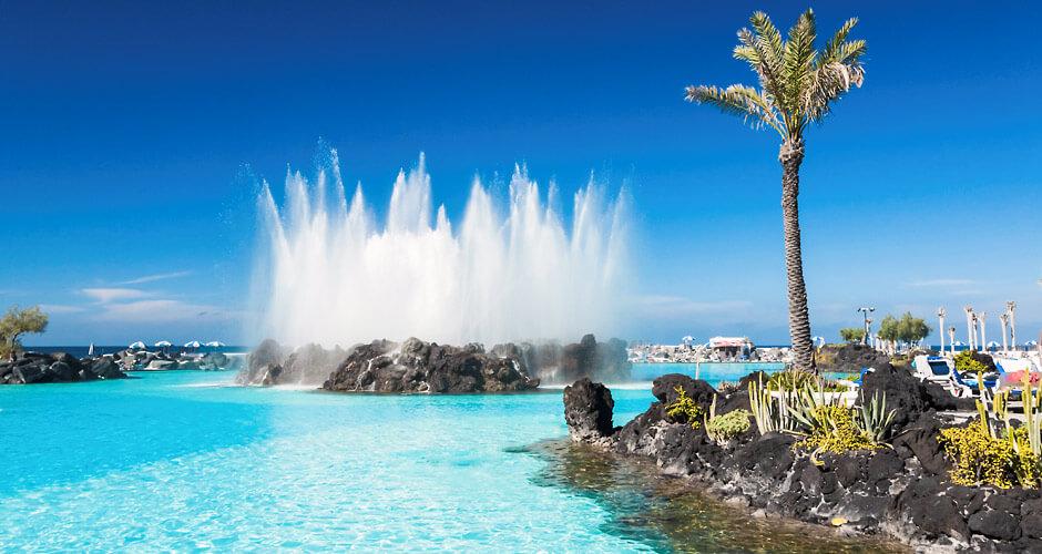 Tenerife – talvepuhkus Kanaaridel