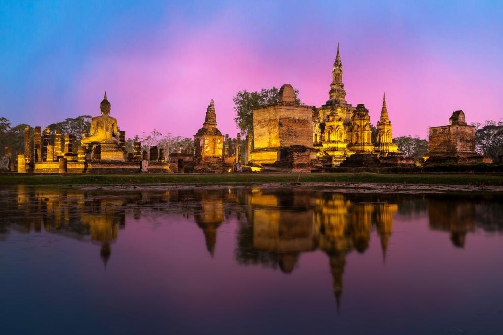 Tai, Ayutthaya