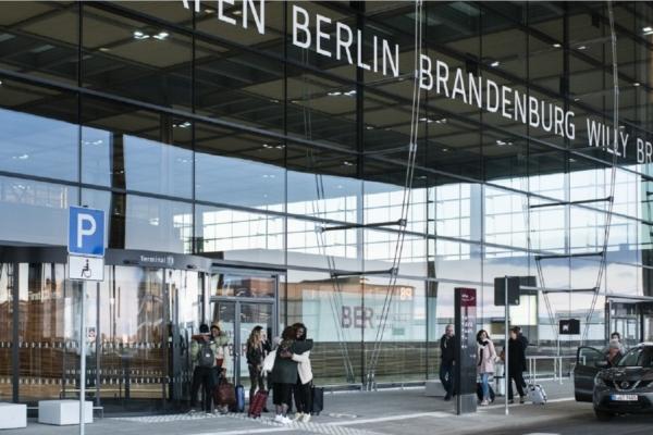Berliini-Brandenburgi lennujaam