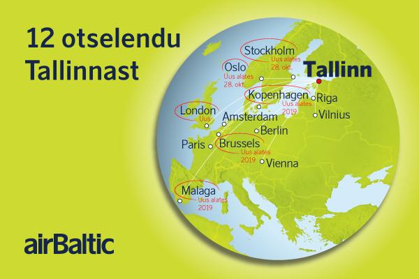 airBalticu ärikliendiprogramm