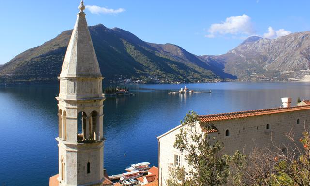 Montenegro ja Aadria mere rannik