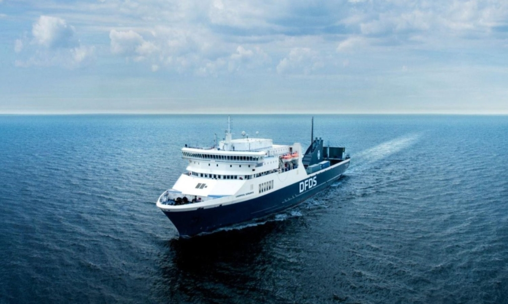 DFDS laevapiletite eelmüük CWTs. Hinnad kuni -50%!