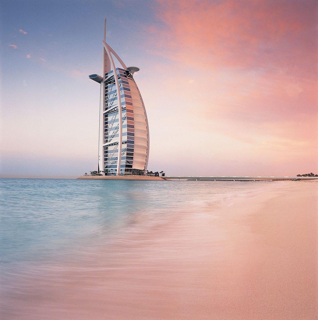 Dubai ja Ajman- puhkus Pärsia lahe ääres