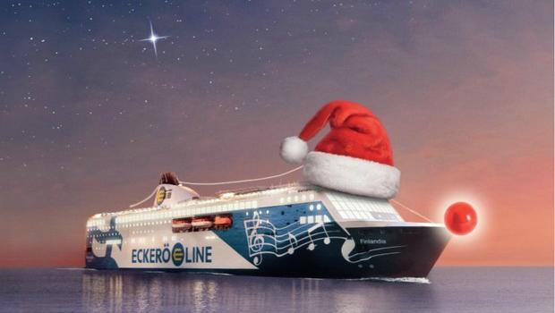 Jõulukruiisid Läänemerel