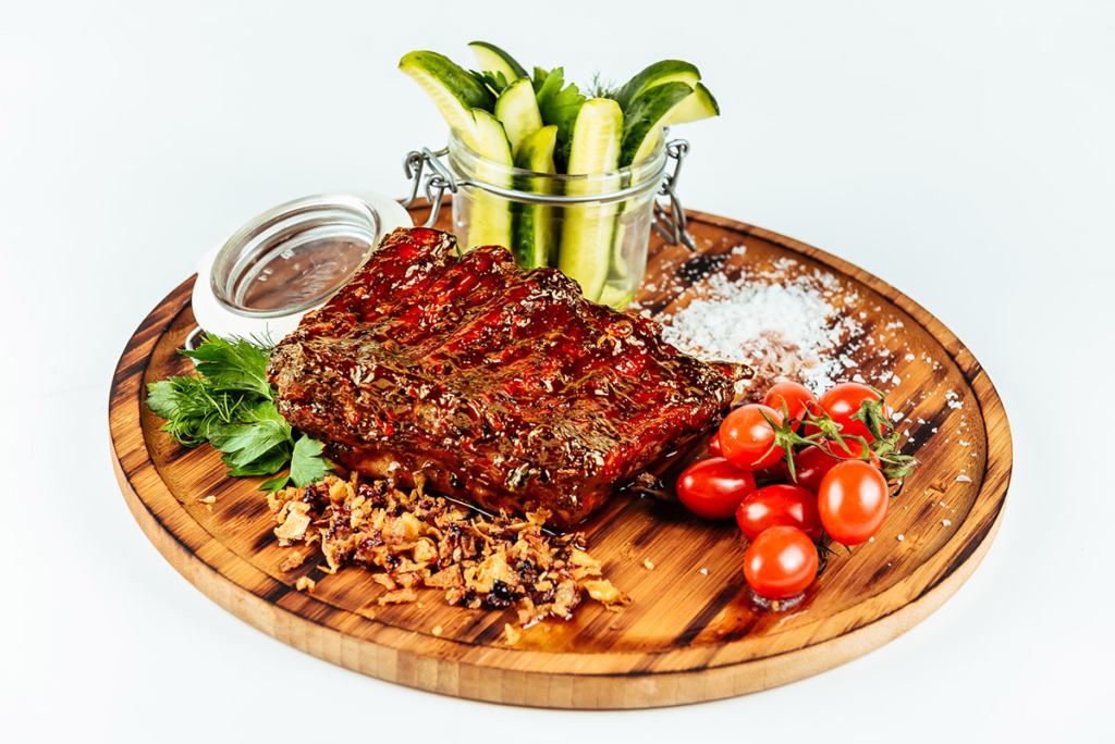 The Grill House – lihtne ja maitsev grillmenüü