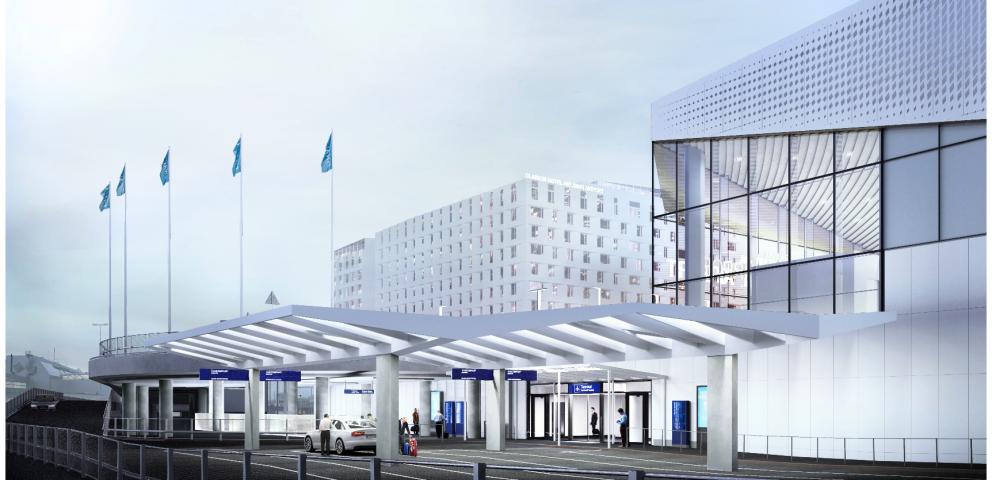 Helsingi lennujaamas uus liikluskorraldus