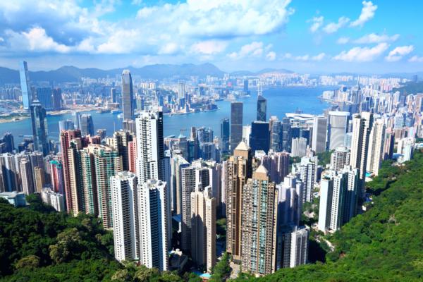 Kopenhaagenist Hongkongi