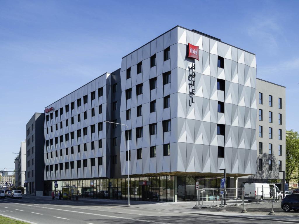 Tallinna hotellimaastikule lisandus uus hotell ibis Tallinn Center