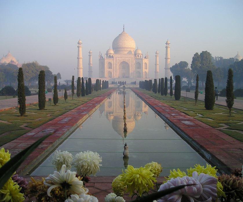 India kuldne kolmnurk, 2.12 – 8.12.2017