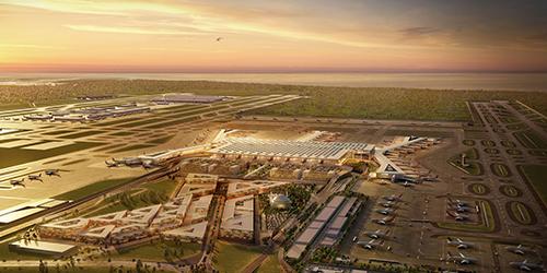 istanbuli uus lennujaam