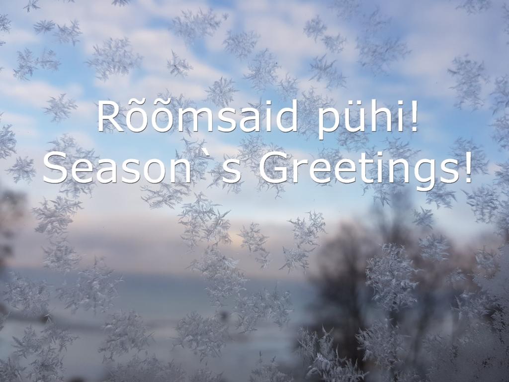CWT Estonia soovib rõõmsaid pühi ja kutsub tegema head