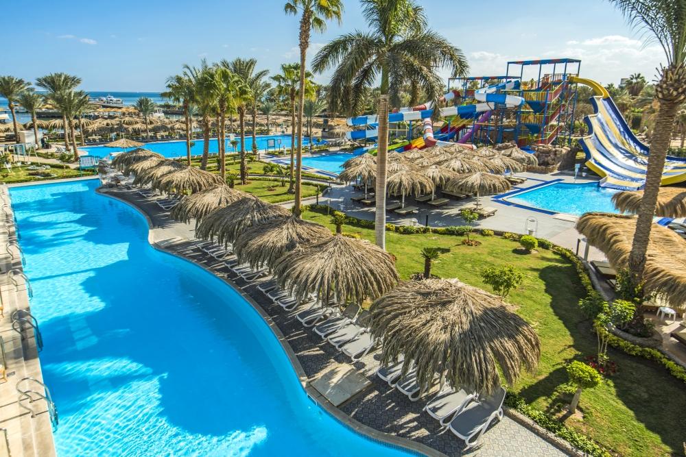Egiptus, Hurghada ja Sharm el Sheikh