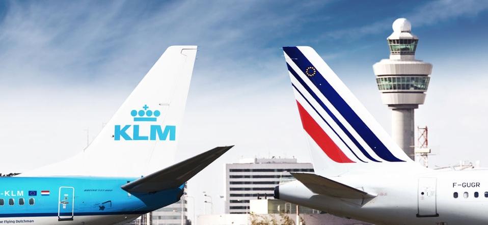 Air France ja KLM kampaania: Euroopa, Ameerika, Aasia, Aafrika