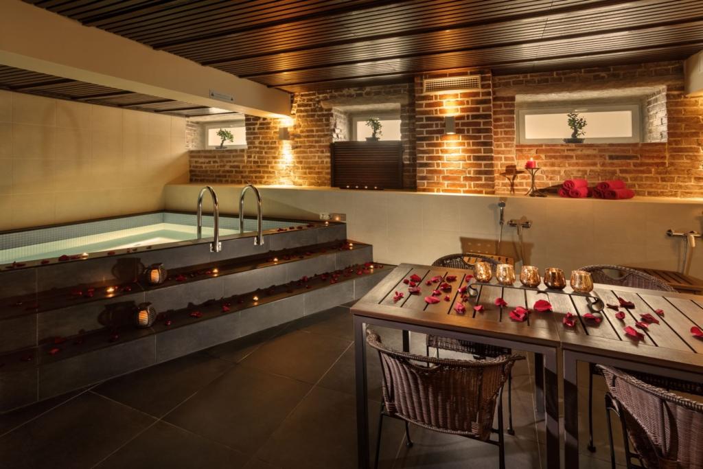 Romantiline saunaõhtu kahele Zen Spaas