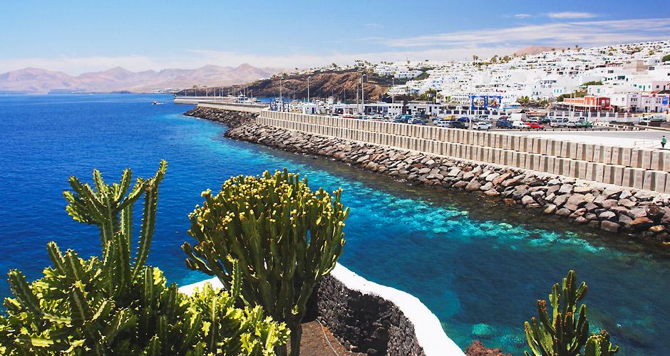 Lanzarote, Kanaari saared
