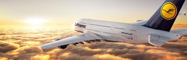 Lufthansa kampaaniahinnad USAsse Helsingist
