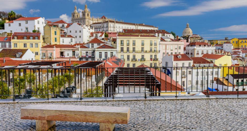 Aastavahetus Lissabonis 28.12.2019 – 2.1.2020