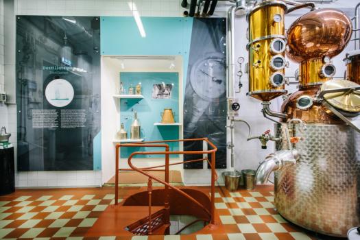 Liviko Distillery tehasetuur – idee tiimiürituseks