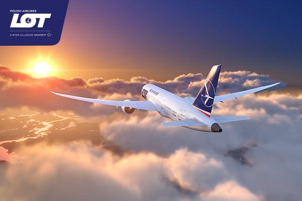 LOT Polish Airlines ärikliendile