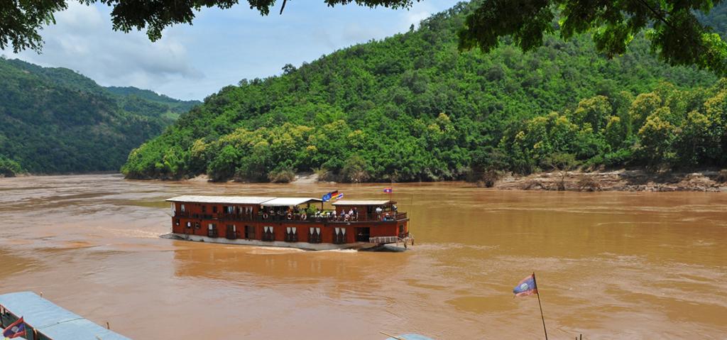 Mekongi jõekruiisid ja Laose puutumatu loodus!