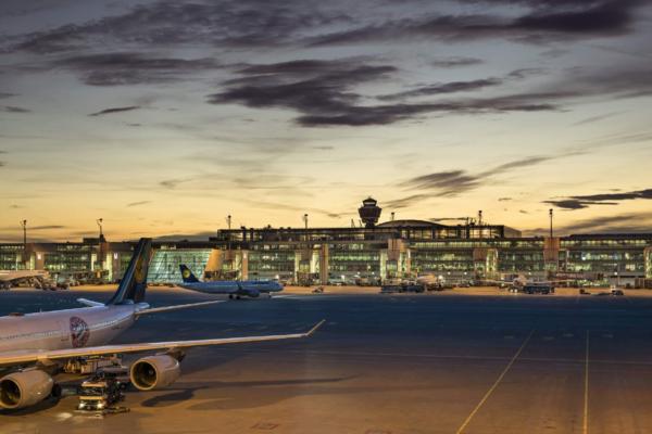 Müncheni lennujaam