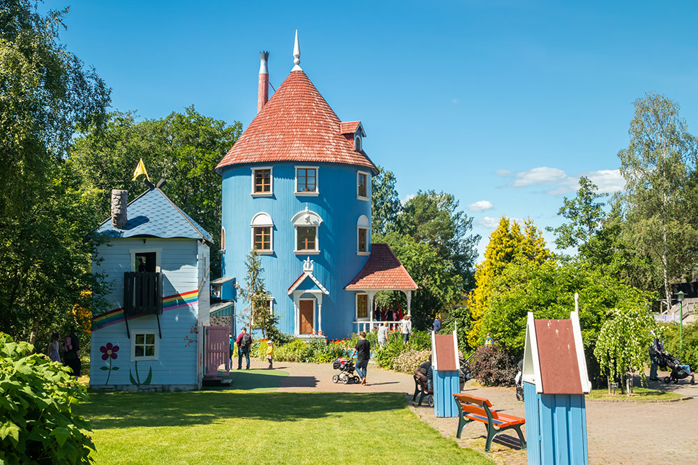 Laevareisid Tallinnast Turu linna juulis-augustis. Külasta Muumimaad!