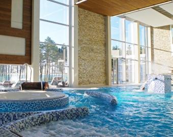 Suvepuhkus Noorus Spa hotellis Narva-Jõesuus