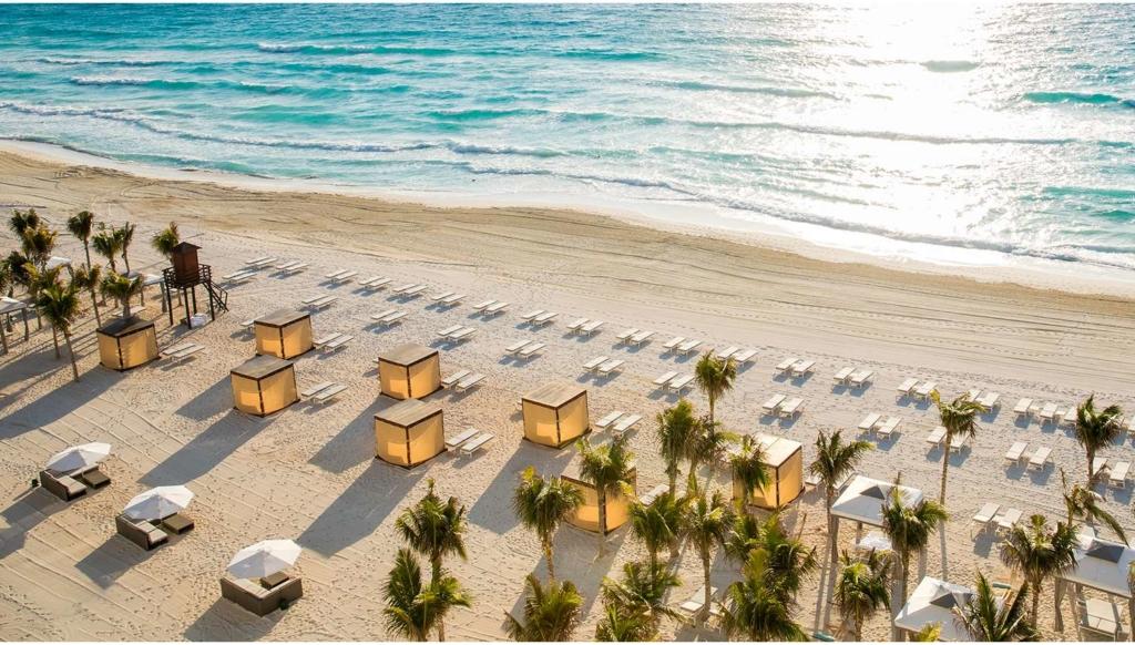 Cancun – rannapuhkus Mehhikos