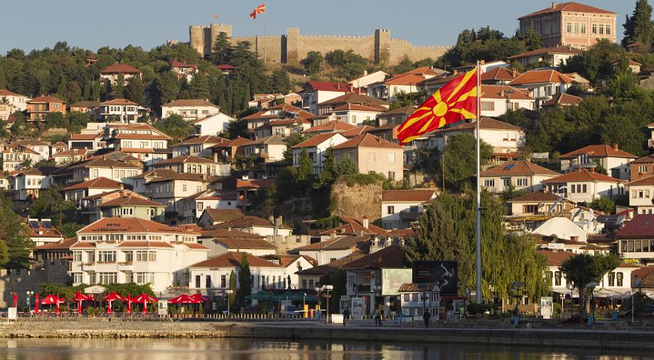 Makedoonia ja Ohrid – Balkani poolsaare süda