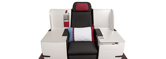 Privacy_Seat-Austrian_Airlines