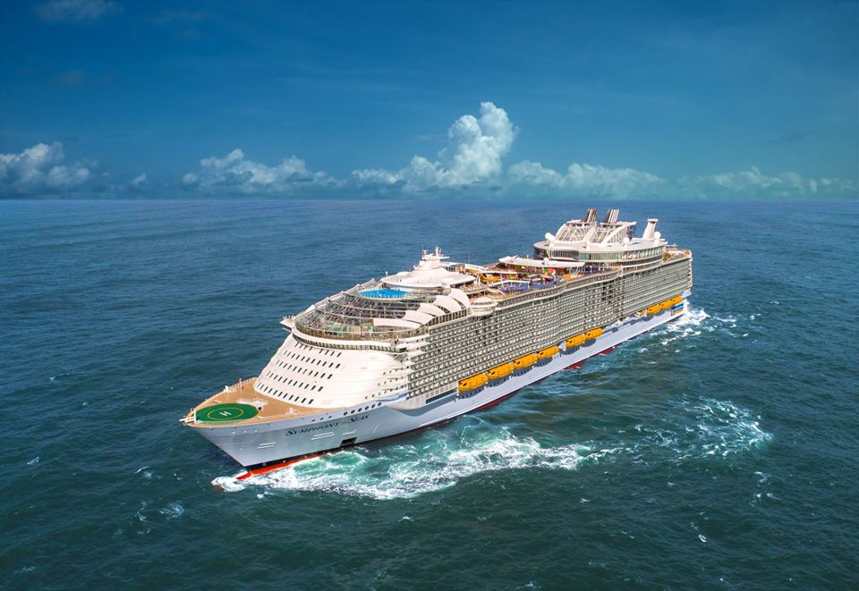 Maailma suurim laev Symphony of the Seas suvel Vahemerel! Viimased kohad!
