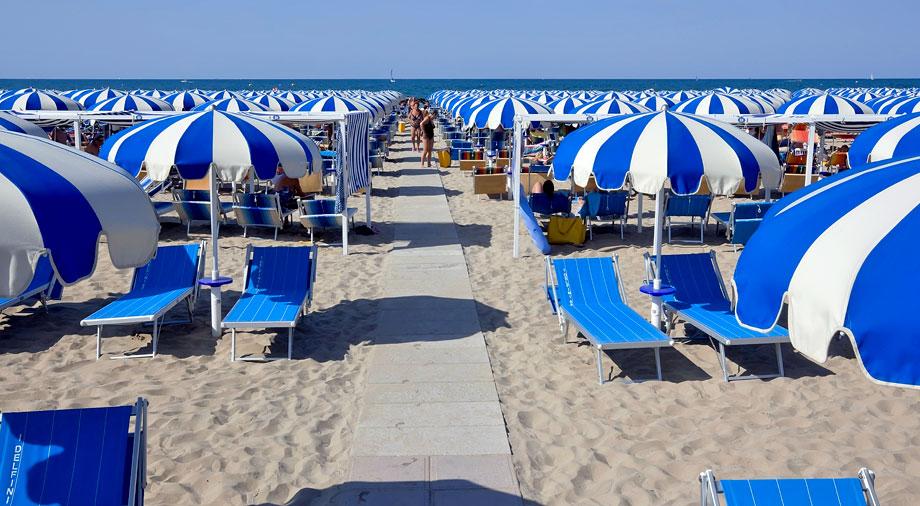 Itaalia, Rimini – puhkus Aadria mere rannikul