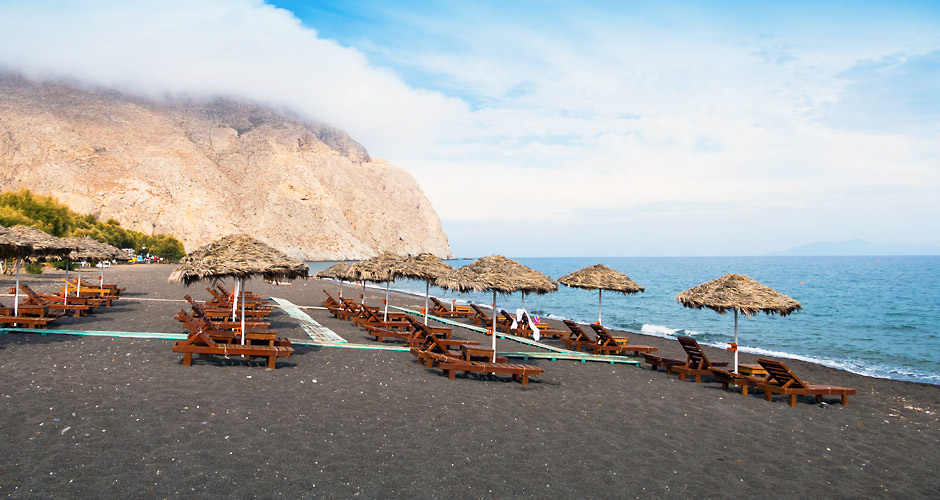 Santorini rand