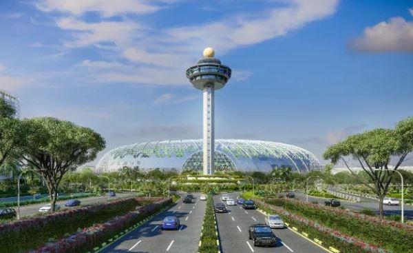maailma parimad lennujaamad 2018, Singapuri lennujaam