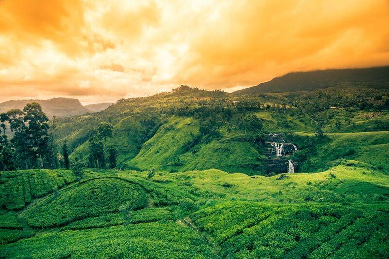 Sri Lanka – kalliskivi India ookeanis