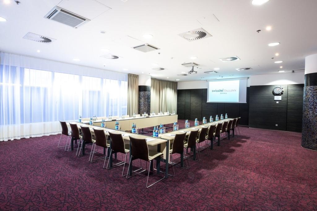Talvine eripakkumine koosolekutele Swissôtel Tallinnas