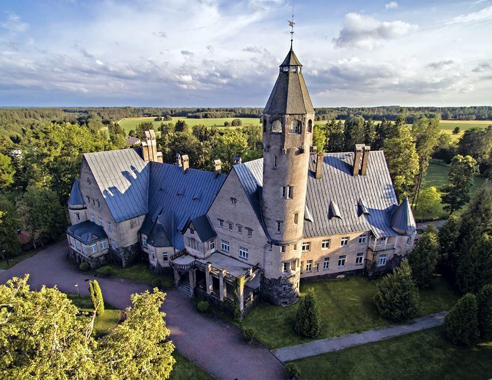 Lossipuhkus spaaga Wagenküllis Lõuna-Eestis