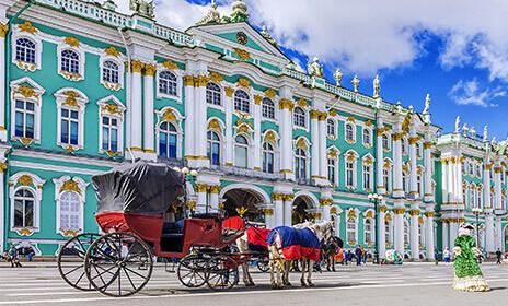 Peterburi erikruiis 1.06.2020