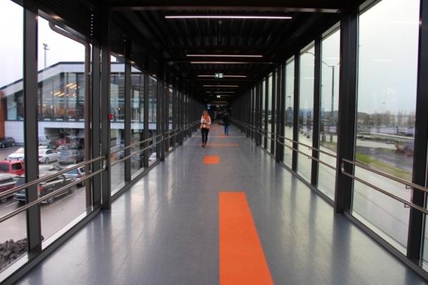 Tallinna lennujaama galeriikäik