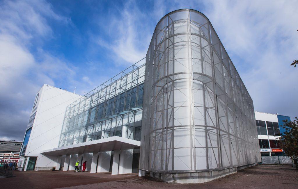 Tallinna Sadama uhiuus D-terminal kaks korda suurem kui enne