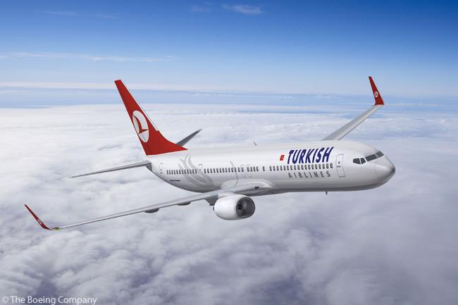Turkish Airlinesi talvekampaania lennupiletitele: Euroopa, Aasia, Aafrika