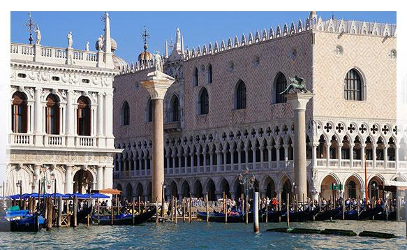 Mesinädalad – Veneetsia, Pariis, Rooma