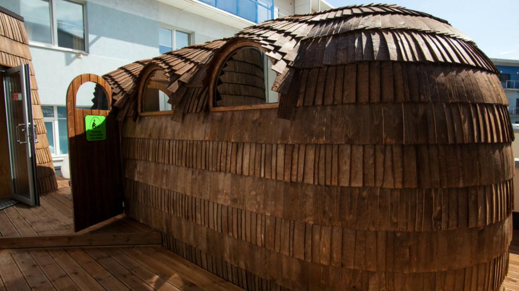 viiking spa iglusaun